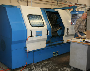 Large Machine - FEMCO WNCL-35